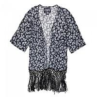 [해외]슈퍼드라이 Slinky Print Kimono Oriental Floral