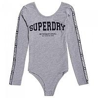[해외]슈퍼드라이 Maddox Sporty Bodysuit Dawn Grey