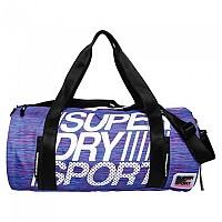 [해외]슈퍼드라이 Fitness Barrel Bag 50L Reef Slub