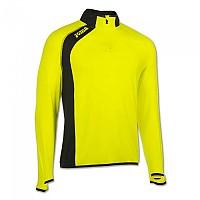 [해외]조마 Sweatshirt 1/2 Zipper Elite V Fluor Yellow