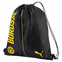 [해외]푸마 BVB Fanwear Gym Sack Cyber Yellow / Black