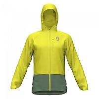 [해외]SCOTT Kinabalu Run Sulphur Yellow / Dark Ivy Green