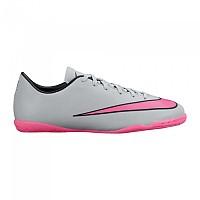 [해외]나이키 Mercurial Victory V IC Wolf Grey / Hyper Pink / Black
