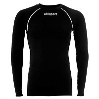 [해외]UHLSPORT Distinction Pro Thermo Shirt Ls Black