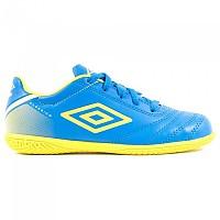 [해외]엄브로 Classico V IC Electric Blue / Blazing Yellow / White