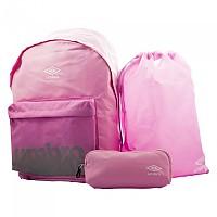 [해외]엄브로 BTS Gym Backpack Pink / Fresh Pink / Silver