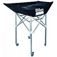 [해외]윌슨 Indoor Stand Up Cart Black / White