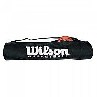 [해외]윌슨 Basketball Tube Black / White