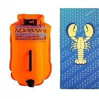 [해외]NONBAK Dry Bag 20L Orange