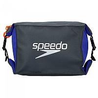 [해외]SPEEDO Pool Side Bag Oxid Grey / Ultramarine