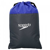 [해외]SPEEDO Pool Bag 5L Oxid Grey / Ultramarine