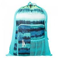 [해외]SPEEDO Deluxe Ventilator Mesh Bag Cage Turquoise