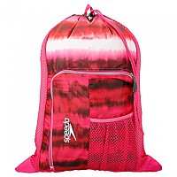 [해외]SPEEDO Deluxe Ventilator Mesh Bag Cage Pink