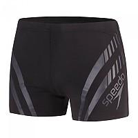 [해외]SPEEDO Sport Panel Black / Oxid Grey