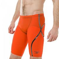 [해외]SPEEDO Fastskin LZR Racer X Hot Orange / Black