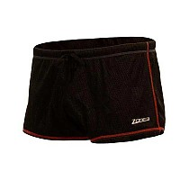 [해외]ZONE3 Drag Shorts Unisex Black