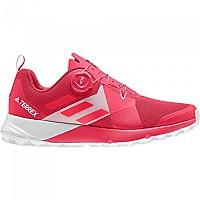 [해외]아디다스 테렉스 Two Boa Active Pink / Shock Red / Ftwr White