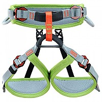[해외]CLIMBING TECHNOLOGY Ascent Junior White / Green