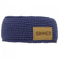 [해외]SINNER Danbury Hat Band Blue Indigo