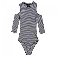 [해외]슈퍼드라이 Winsland Bodysuit Mini Mono Stripe