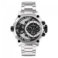 [해외]TIMECODE Albert 1905 Silver / Black & White 10