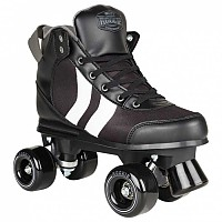 [해외]ROOKIE Rollerskates Deluxe Black / White / Grey