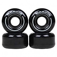 [해외]ROOKIE Quad Wheels All Star 4 Pack Black