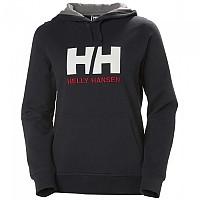 [해외]헬리 한센 Logo Hooded Navy