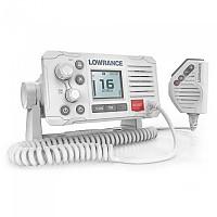 [해외]LOWRANCE VHF Marine Radio DSC Link-6 White