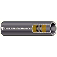 [해외]SHIELDS Premium Rubber Sanitation Hose Series 101