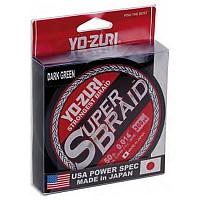 [해외]YO-ZURI Super Braid 4X 274m Dark Green