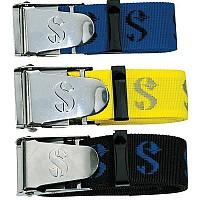 [해외]SCUBAPRO Nylon Belt with Stainless Steel Buckle Black