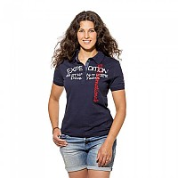 [해외]SSI Polo Shirt Woman Navy
