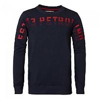 [해외]PETROL INDUSTRIES Sweater R-Neck Petrol Blue