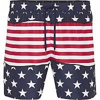 [해외]타미힐피거 Stars And Stripes Print Swim American Dream