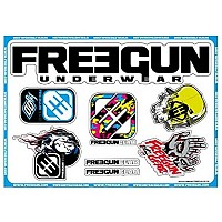 [해외]FREEGUN BY SHOT Planche Ticker Freegun Camo