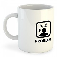 [해외]KRUSKIS Mug Problem Solution Ride White