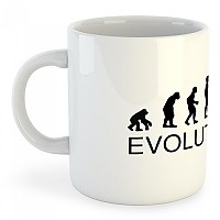 [해외]KRUSKIS Mug Evolution Off Road White