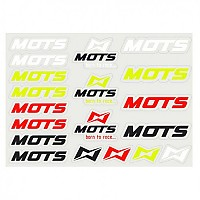 [해외]MOTS Stickers Multi