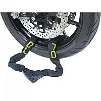 [해외]OJ Chain Lock Black / Yellow Fluo