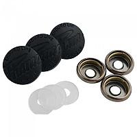 [해외]PHARAO 3x Rubber Upper Button Black