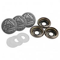 [해외]PHARAO 3x Upper Button Metallic
