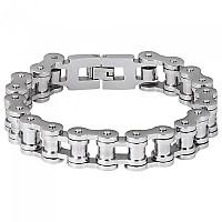 [해외]SPIRIT MOTORS Stainless Steel Bracelet 1 0 Silver