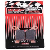 [해외]WRP F4R Off Road Honda Rear Brake Pads