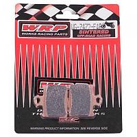 [해외]WRP F4R Off Road Husqvarna/KTM Rear Brake Pads
