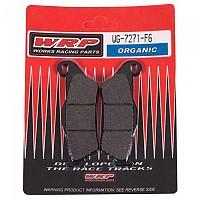 [해외]WRP F6 Off Road Front Brake Pads