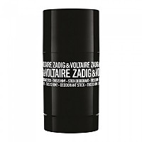 [해외]ZADIG & VOLTAIRE FRAGRANCES This Is Him Stick 75 gr