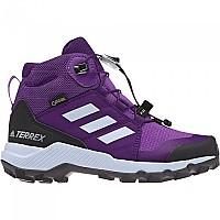 [해외]아디다스 테렉스 Mid Goretex Kid Active Purple / Aero Blue / True Pink