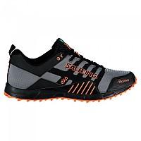 [해외]살밍 Trail T4 Shoe Black / Dark Grey