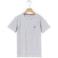 [해외]라코스테 Crew Neck Cotton Marbled Grey